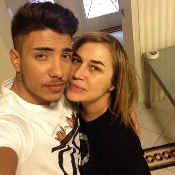 Nicolò Gallo e Lory Del Santo