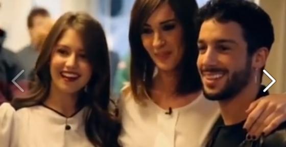 Rama Lila Giustini Silvia Toffanin e Jonas Berami
