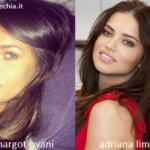 Somiglianza tra Margot Ovani e Adriana Lima