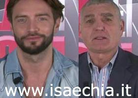 Alex Belli, Patrizio Oliva