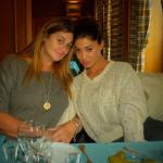 Belen Rodriguez e Veronica Cozzani