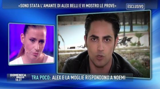 Domenica Live - Noemi Addabbo e Biagio D'Anelli