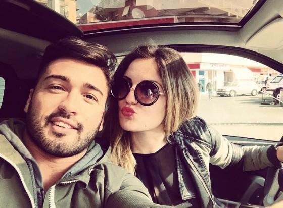 Eleonora Mandaliti e Giuseppe Esposito