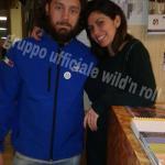 Fabio Pellegrini e Angela Viviani