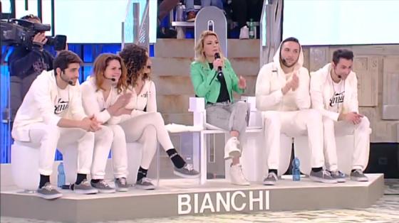 Amici di Maria De Filippi 14 - I Bianchi