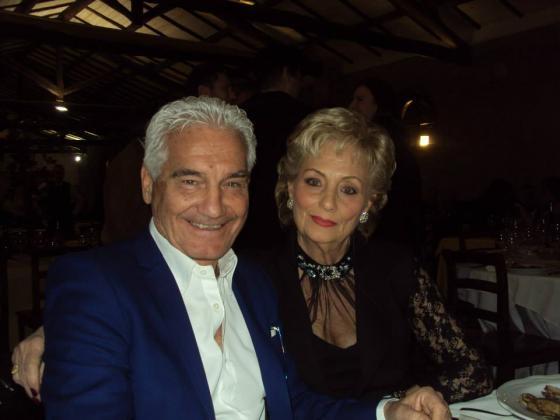 Marialuisa Attasio e Francesco Mulonia