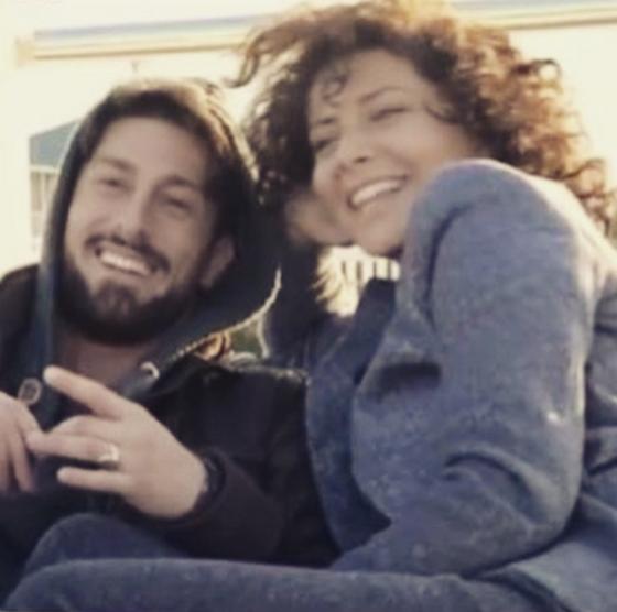 Nadia Mohamed e Amedeo Andreozzi