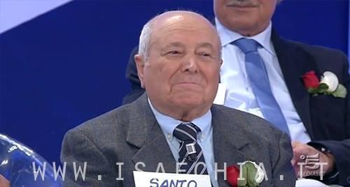 Si è spento Santo Bonsignore, ex protagonista del Trono over di 'Uomini e Donne'