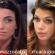 Somiglianza tra Nicole Mazzocato e Chiara Giorgianni