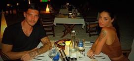Stefano De Martino e Belen Rodriguez, la coppia dopo la crisi vola alle Maldive: le foto