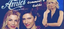 'Amici di Maria De Filippi': la semifinale in liveblogging