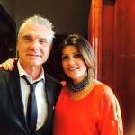 Antonio Jorio ed Elga Profili