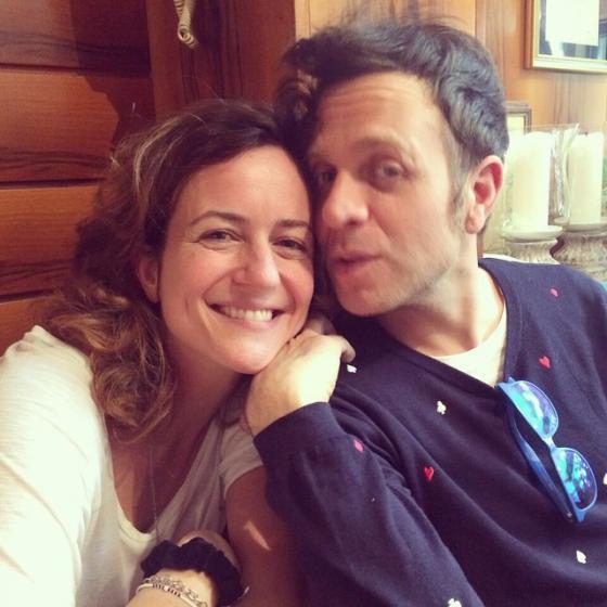 Chiara Giordano e Gabriele Parpiglia