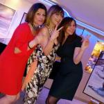 Elga Profili, Daunia Cesari e Stefania De Pincher
