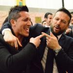 Giancarlo Frascarelli e Francesco Capodaqua