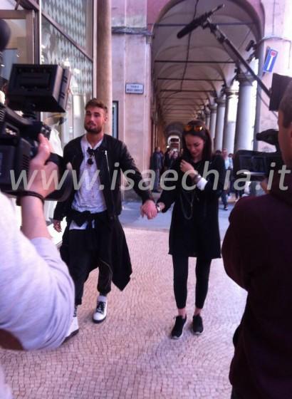 Gianluca Tornese e Valentina Dallari