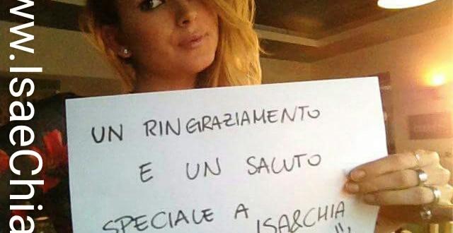 """Letizia Longo a IsaeChia.it: """"Ho abbandonato il trono di Amedeo Andreozzi per Marco Silvagni… ma non stiamo insieme!"""""""