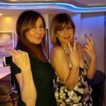 Stefania De Pincher e Daunia Cesari