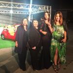 Teresanna Pugliese, Eliana Michelazzo e Pamela