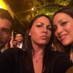 Teresanna Pugliese, Eliana Michelazzo e Rocco Giusti