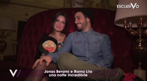 Verissimo - Rama Lila Giustini e Jonas Berami