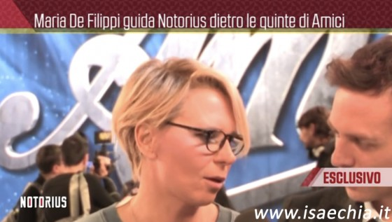 Video - Maria De Filippi