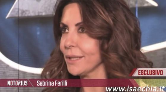 Video - Sabrina Ferilli