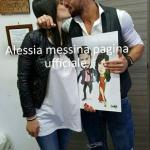 Amedeo Andreozzi e Alessia Messina