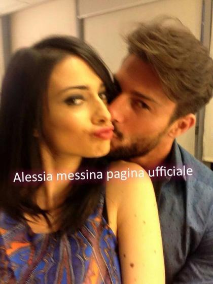 Alessia Messina e Amedeo Andreozzi