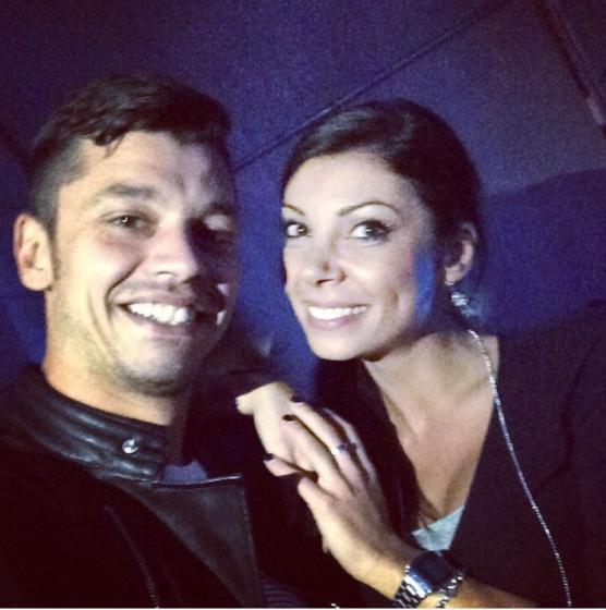 Giuliano Luciani e Alessandra Costa