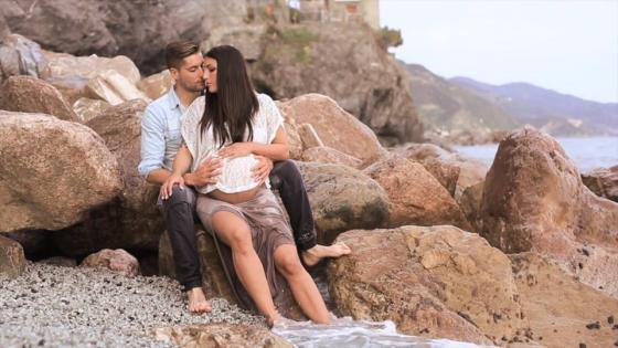 Marco Gaggini e Vanessa Bacchinucci