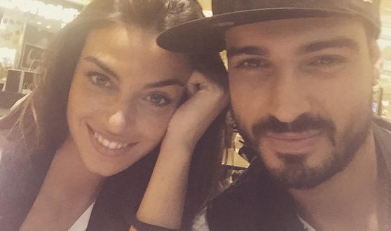 """Fabio Colloricchio pubblica il primo selfie con Nicole Mazzocato: """"Ho scelto il meglio per me, mi dispiace che per questo io debba essere offeso!"""""""