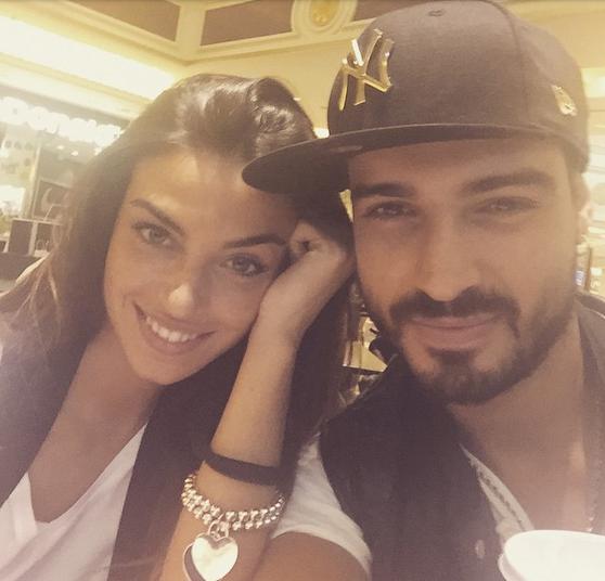 Nicole Mazzocato e Fabio Colloricchio