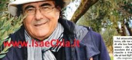 """Al Bano: """"Sradicare gli ulivi del Salento non è la soluzione giusta contro il parassita killer!"""""""
