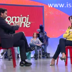 Trono over - Barbara De Santi e Davide