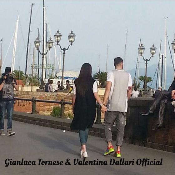Valentina Dallari e Gianluca Tornese