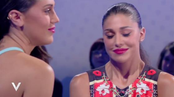 Verissimo - Cecilia e Belen Rodriguez