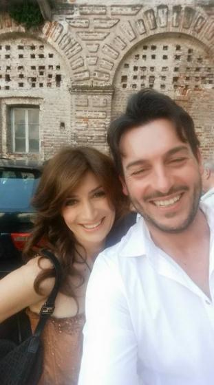 Barbara De Santi e Guido Soldati