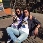 Cinzia Scozzese e Graziano Amato