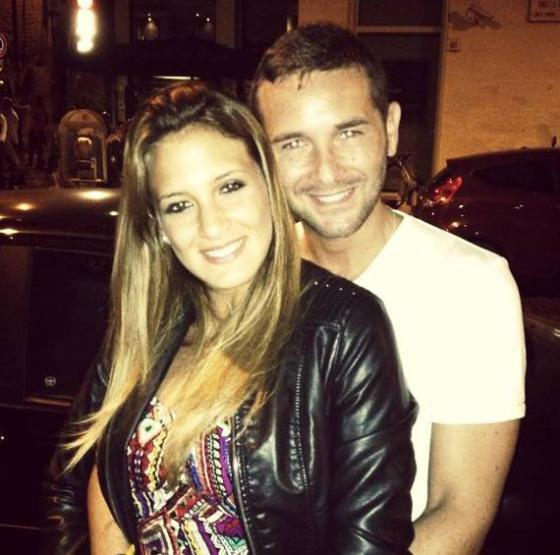 Emanuele D'Avanzo e Alessandra De Angelis