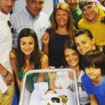 Gianfranco Enardu, Elga Enardu e Diego Daddi, Serena Enardu, Pago e Tommaso