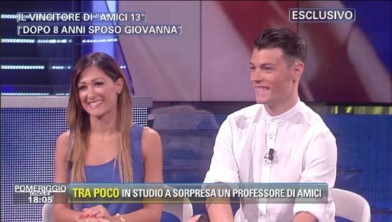 Giovanna D'Anna e Vincenzo Durevole