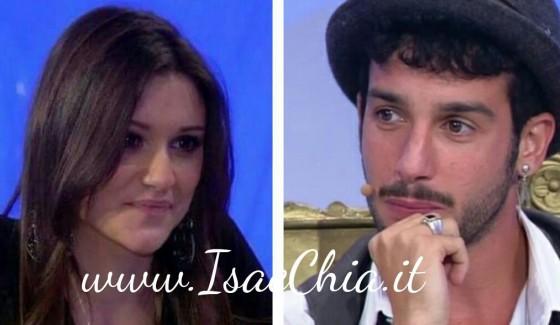 Giulia De Pascali e Jonas Berami