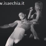Giuseppe Giofrè e Taylor Swift