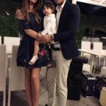 Guendalina Tavassi, Chloe e Umberto D'Aponte