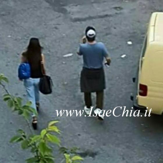 Mattia Briga e Ludovica Chiodo