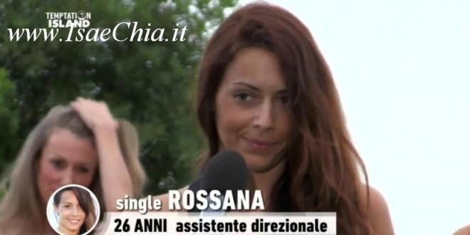 'Temptation Island 2′: ecco chi è Rossana Vasta, la tentatrice temuta da Teresa Cilia
