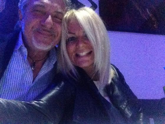 Silvano Saitta e Anna Fassiola