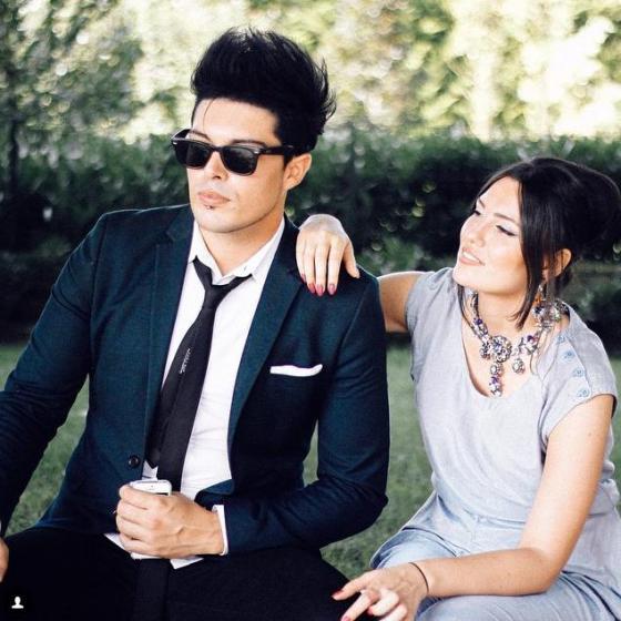 Stash Fiordispino e Carmen Fiorentino