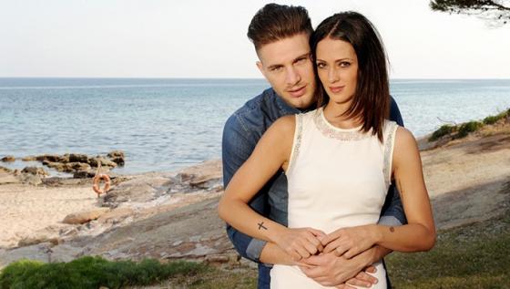 Temptation Island 2 - Teresa Cilia e Salvatore Di Carlo